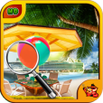 Product Image. Title: At the Beach - Hidden Object Game