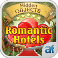 Product Image. Title: Hidden Objects Romantic Hotels & 3 puzzle games