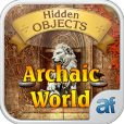 Product Image. Title: Hidden Objects Archaic World & 3 puzzle games