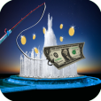 Product Image. Title: Fountain Fishing 3D