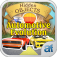 Product Image. Title: Hidden Objects Automotive Evolution & 3 puzzle games