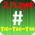 Product Image. Title: 2-Player Tic-Tac-Toe