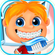 Product Image. Title: Brush My Teeth - Happy Dentist & Healthy Kids
