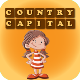 Worldwide Countries And Capitals Word Puzzle Game