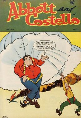 Abbott and Costello Comics Number 22 Humor Comic Book
