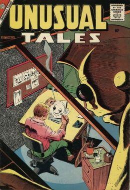 Unusual Tales Number 13 Horror Comic Book