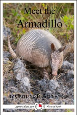 Meet the Armadillo: A 15-Minute Book for Early Readers