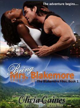 Being Mrs. Blakemore