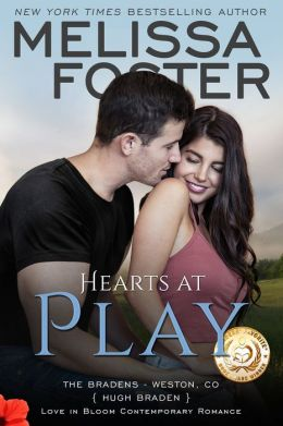 Hearts at Play (Love in Bloom: The Bradens Book 6) Contemporary Romance