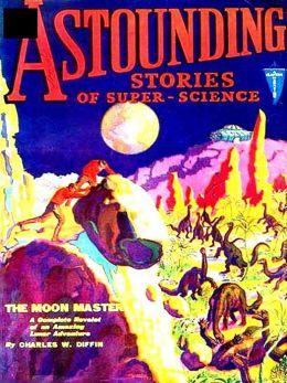 Astounding SCI-FI Stories, Volume V