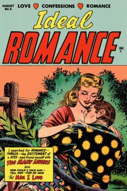 Ideal Romance Number 5 Love Comic Book