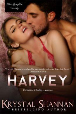 Harvey (A MacLaughlin Family Novella)