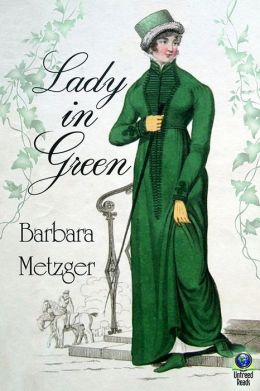 Lady in Green
