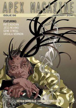 Apex Magazine Issue 56