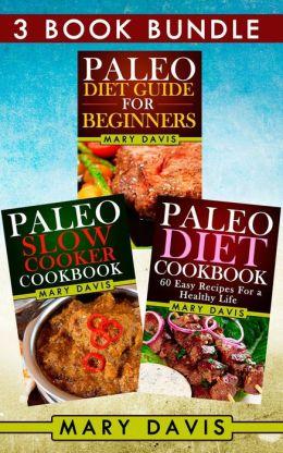 3 Book Bundle: