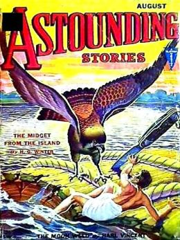 Astounding SCI-FI Stories, Volume XVI