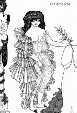 Lysistrata (Illustrated)