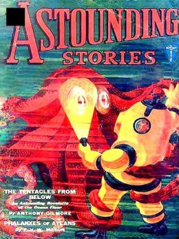 Astounding SCI-FI Stories, Volume XI