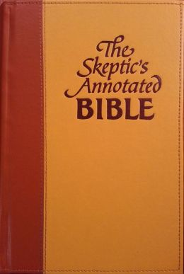 The Skeptics Annotated Bible
