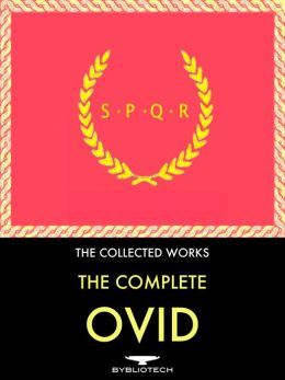 The Complete Ovid Anthology