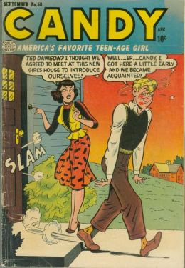 Candy Number 50 Teen Comic Book
