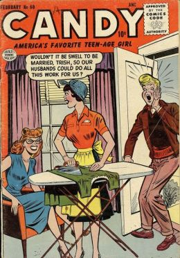 Candy Number 60 Teen Comic Book