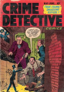 Crime Detective Number 2 Crime Comic Book