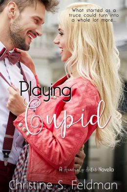 Playing Cupid: Heavenly Bites Novella #3 (A Contemporary Holiday Romance)