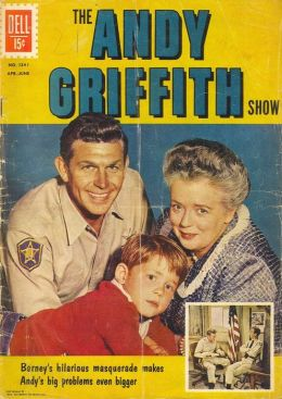 The Andy Griffith Show TV Comic Book