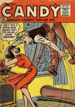 Candy Number 57 Teen Comic Book