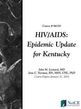 HIV/AIDS: Epidemic Update for Kentucky