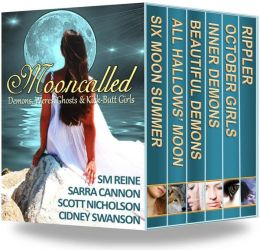 Mooncalled: Demons, Weres, Ghosts & Kick-Butt Girls (6 YA Fantasy Novels)