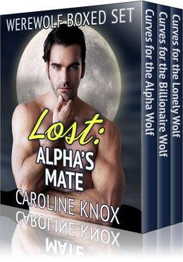 Lost: Alpha's Mate (Boxed Set, Werewolf BBW Shifter Paranormal Romance)