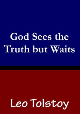 god sees the truth but wait Anselm on truththomas williams & sandra visser - 2005 - in brian leftow & brian davies (eds), the cambridge companion to anselm cambridge university press pp 204-221 tolstoy and the moral instructions of deathdennis sansom - 2004 - philosophy and literature 28 (2):417-429 truth, conservativeness, and.