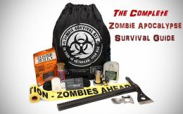 The Complete Zombie Apocalypse Guide