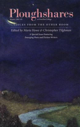 Ploughshares Winter 1992-93 Guest-Edited by Marie Howe and Christopher Tilghman