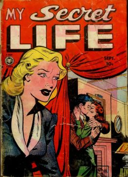 My Secret Life Number 27 Love Comic Book