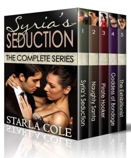 Syria's Seduction: The Complete Boxed Set