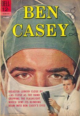 Ben Casey Number 2 Medical Comic Book