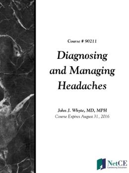 Diagnosing and Managing Headaches