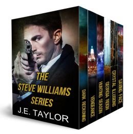 The Steve Williams Thriller Series Box Set