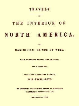 Early Western Travels 1748-1846, Volume XXII