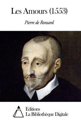 Les Amours (1553)