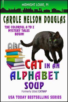 Cat in an Alphabet Soup