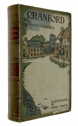 Cranford (Illustrated by Sybil Tawse + FREE audiobook link + Active TOC)