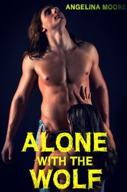 Alone with the Wolf (BBW, Paranormal Romance, Alpha Wolf Male Romance)