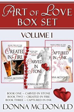 Art Of Love Box Set Volume 1