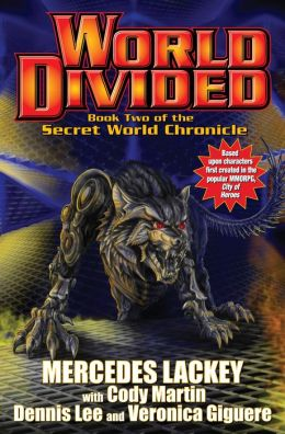 World Divided: Book Two of the Secret World Chronicles