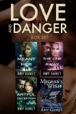 Book Cover Image. Title: Love and Danger Box Set, Author: Amy Gamet