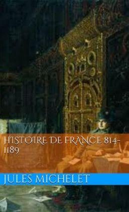 Histoire de France 814-1189